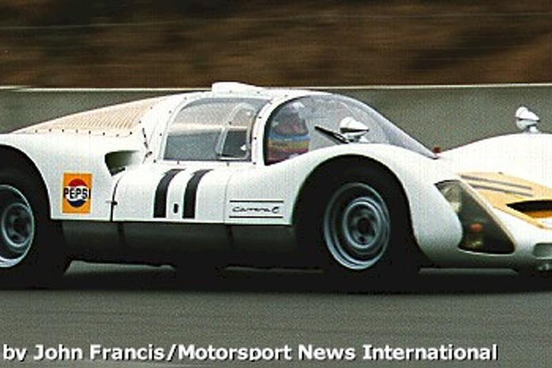 1966 Porsche 906 (between turns 2 & 3)