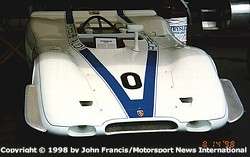 1969 Porsche 917PA - Jo Siffert's (pits)