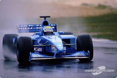 Benetton test sezonu