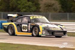 Porsche 935 1977, Ken Gold