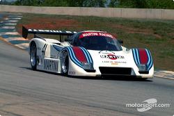 Benton Bryan's Lancia-Ferrari