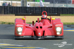 Jamie Davies in the Panoz