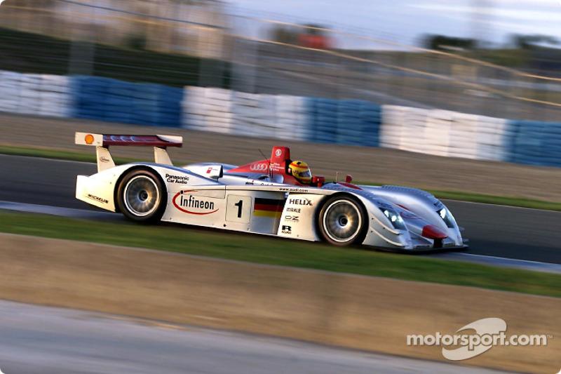 2001: Sieg bei den 24h Le Mans