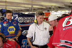 NAPA, Pennzoil, and Budweiser talk it over