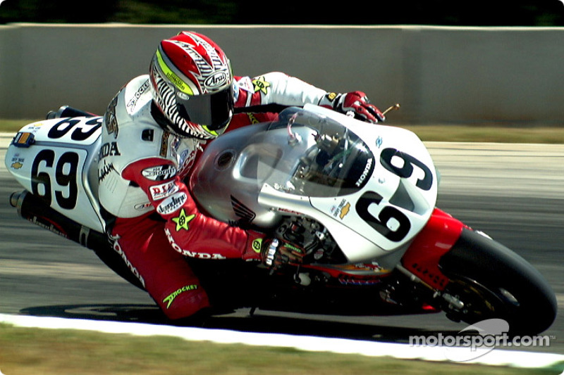 Nicky Hayden, Superbike