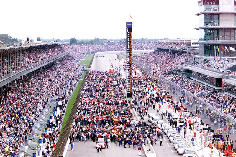 85th Indianapolis 500 field