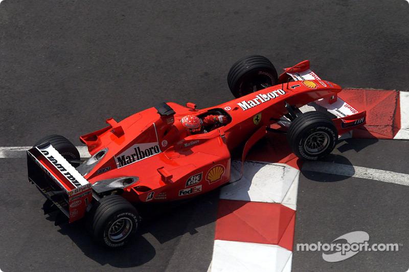 Ferrari F2001 (2001-2002)