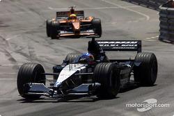 Fernando Alonso and Enrique Bernoldi