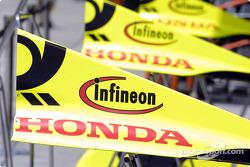 Jordan-Honda engine covers