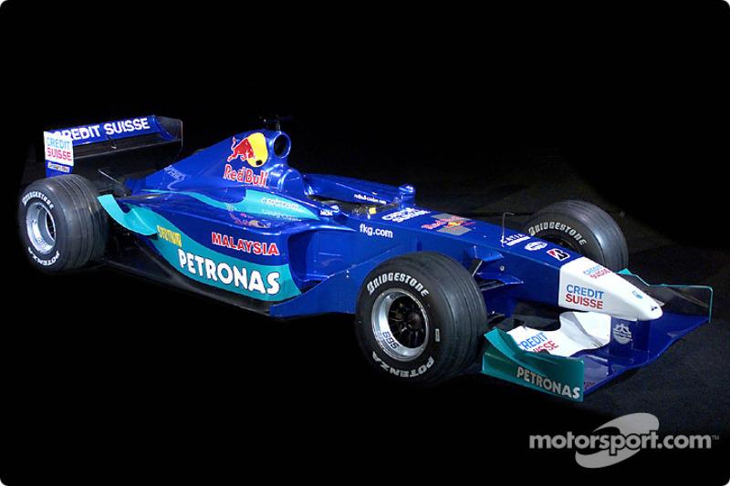 The new Sauber C20