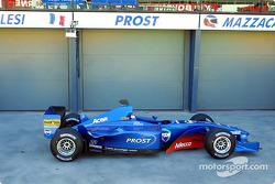 El Prost Acer AP04 2001