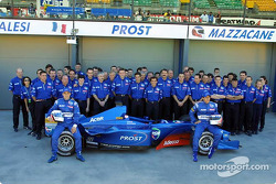 Prost Grand Prix team ve AP04