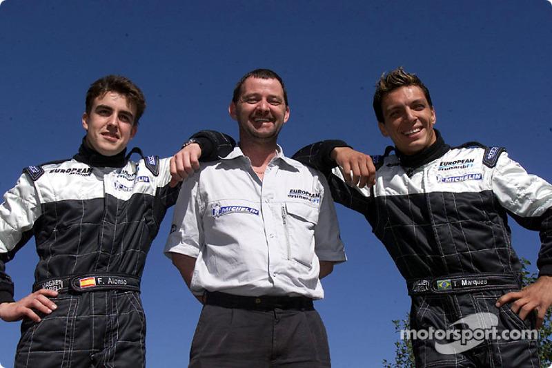 Minardi 2001: Paul Stoddart