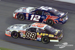 Dale Jarrette et Jeremy Mayfield