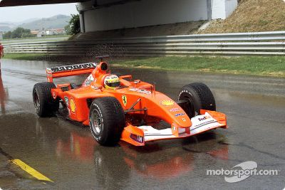 Essais de Ferrari en juillet