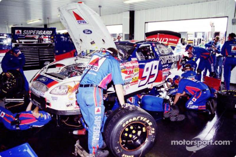 Roush Racing garage