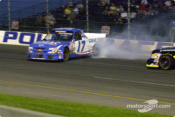 Ricky Hendrick in trouble