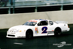 Mark Claussner in the West Tech Chevrolet