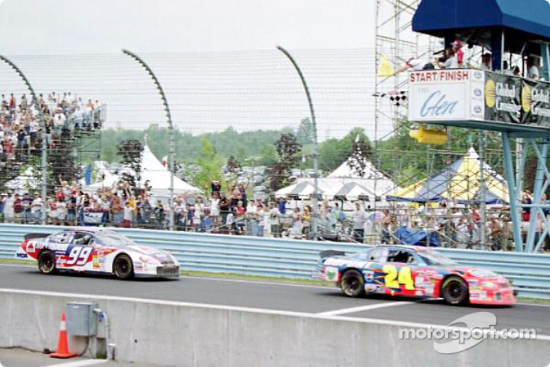 2001, Watkins Glen: Jeff Gordon (Hendrick-Chevrolet)