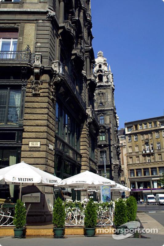 Kossuth street