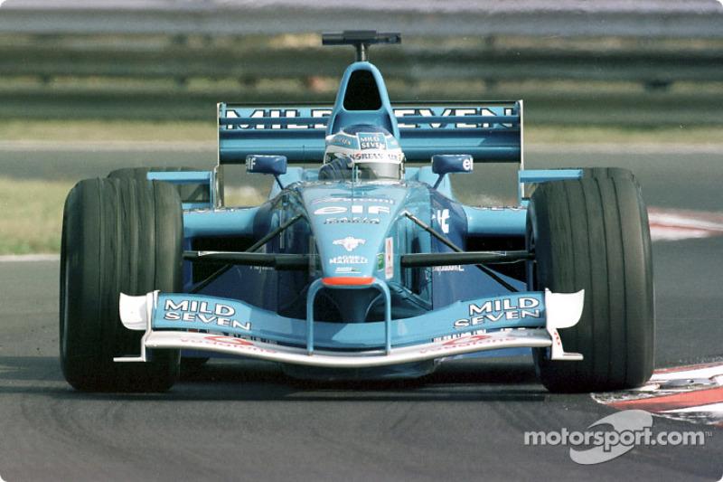 Giancarlo Fisichella au GP de Hongrie