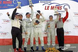 LMP 675 podium