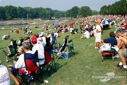 Hillside fans