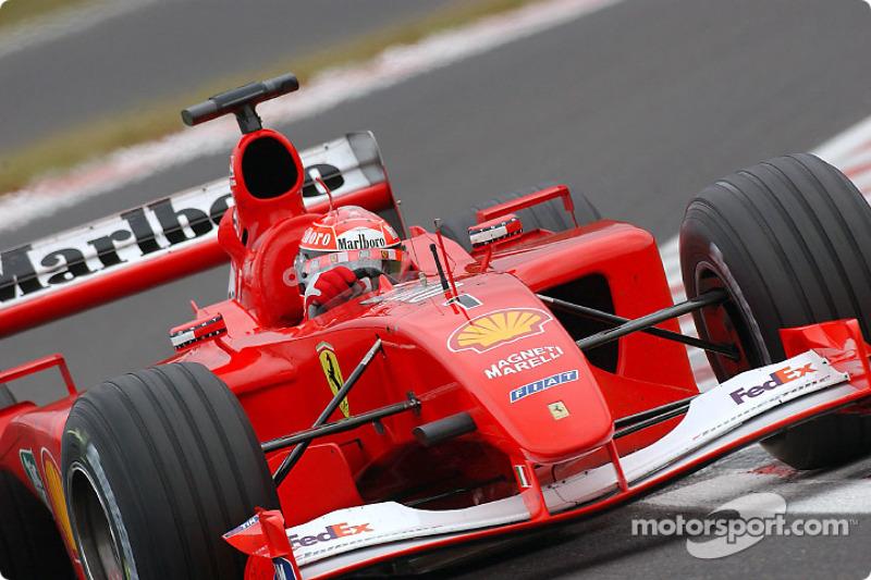 2001 Belga GP