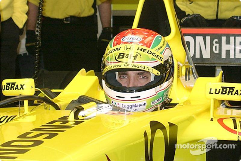 2001 Test F1