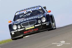 Uwe Alzen, Warsteiner AMG Mercedes, Mercedes-Benz CLK-DTM