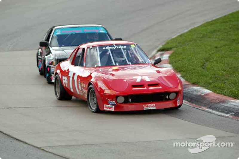 Race 14, F Production: Stan Czacki