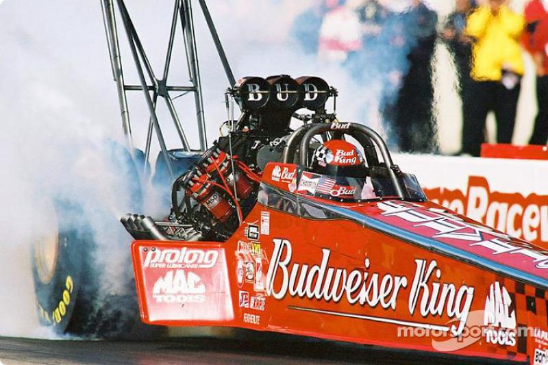 Budweiser и Kenny Bernstein