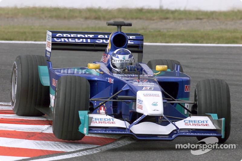 2001. Sauber C20 Petronas
