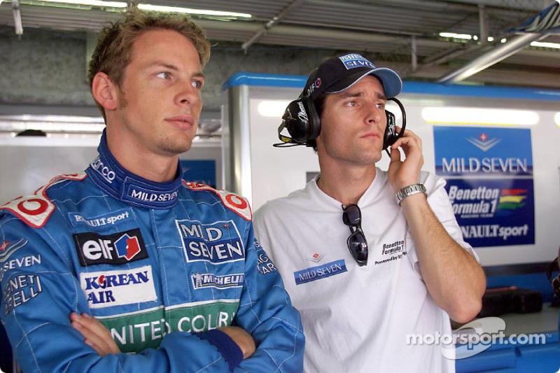 2011 - Test con Benneton