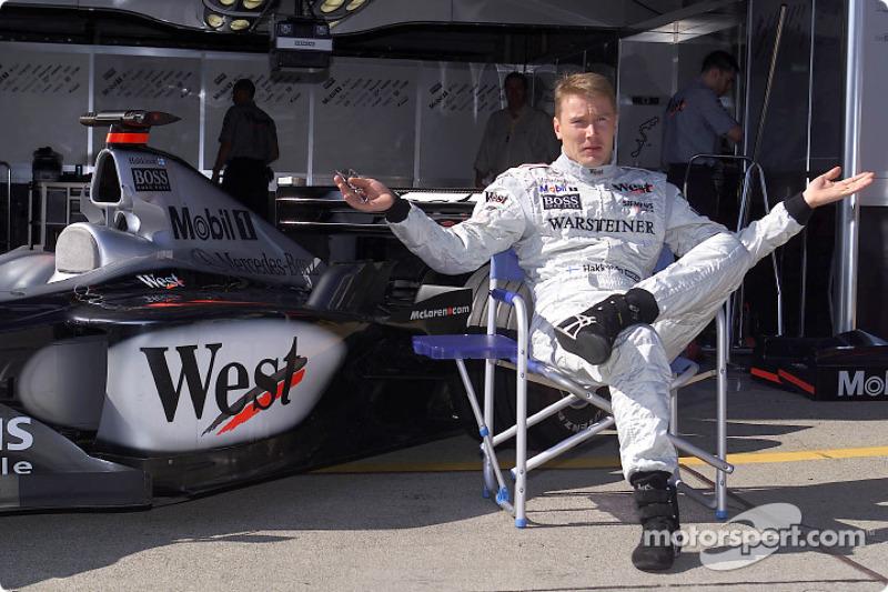 Mika Hakkinen (1998, 1999)