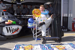 Mika Hakkinen and his gifts
