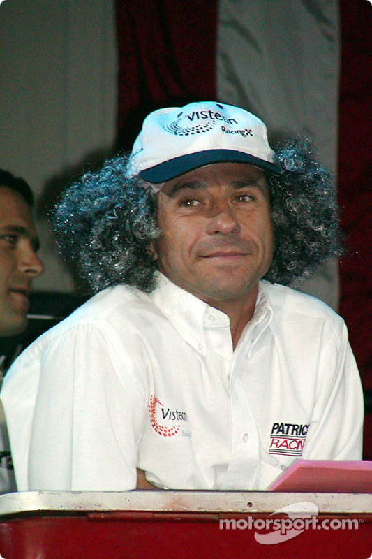 Runway Madness event: Roberto Moreno