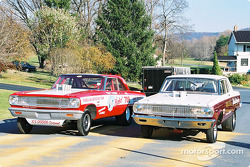 F/X race cars the way they were in the mid-60's