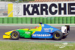 FIA testing Formula 3000, June 2001