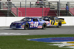 Jimmie Johnson y Matt Kenseth