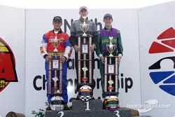 HPV-Senior Pro podium