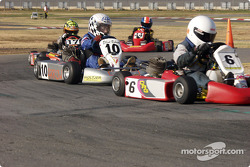 HPV Junior Sportsman-#6-Thomas Hartensveld, #10-Elliot Bokend, #17-Timothy Megenbier, Jr, #44-Matthew Lee