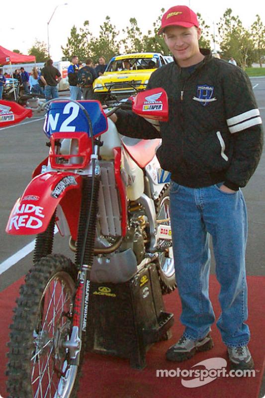 Steve Hengeveld Honda contingency row