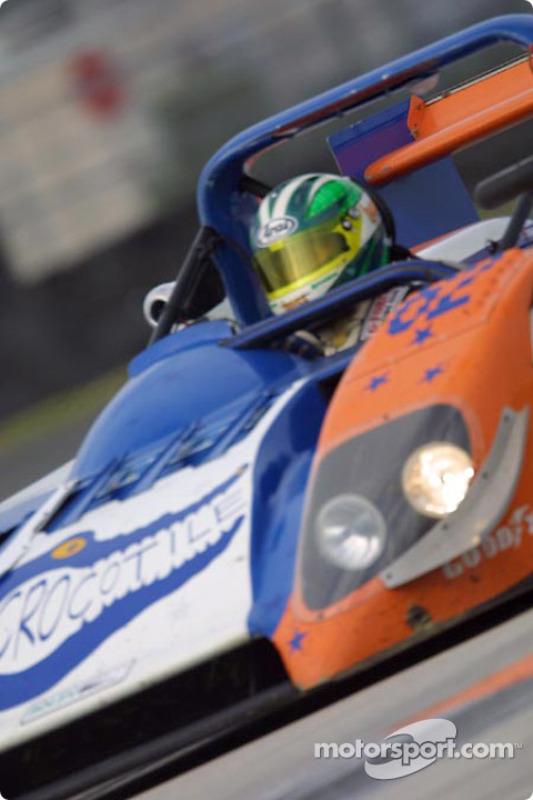 #62 Team Spencer Motorsports Mazda Kudzu runs at Homestead-Miami Speedway