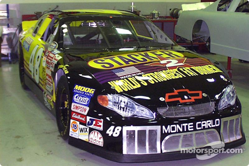 #48 Stacker 2 Innovative Motorsports Chevrolet Monte Carlo de Kenny Wallace