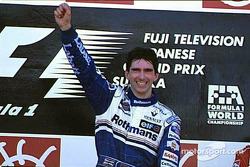 Formel-1-Weltmeister 1996: Damon Hill, Williams