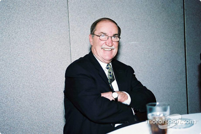 Jim Hunter, en charge de la communication NASCAR