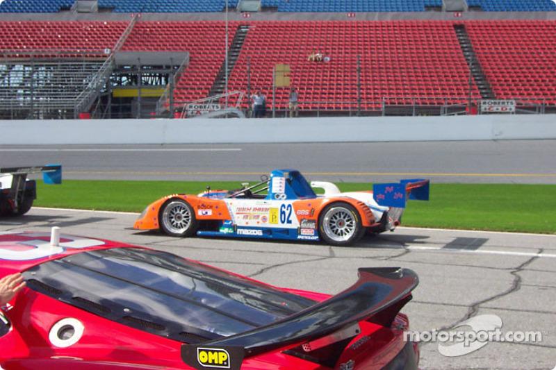 Team Spencer Motorsports Mazda-Kudzu