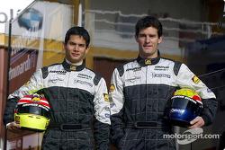 Alex Yoong ve Mark Webber