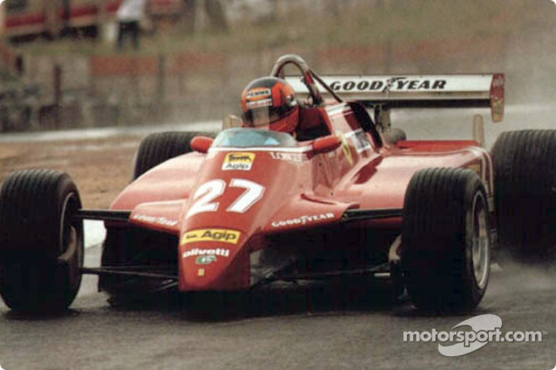 GP Bélgica 1982: el adiós de Gilles Villeneuve